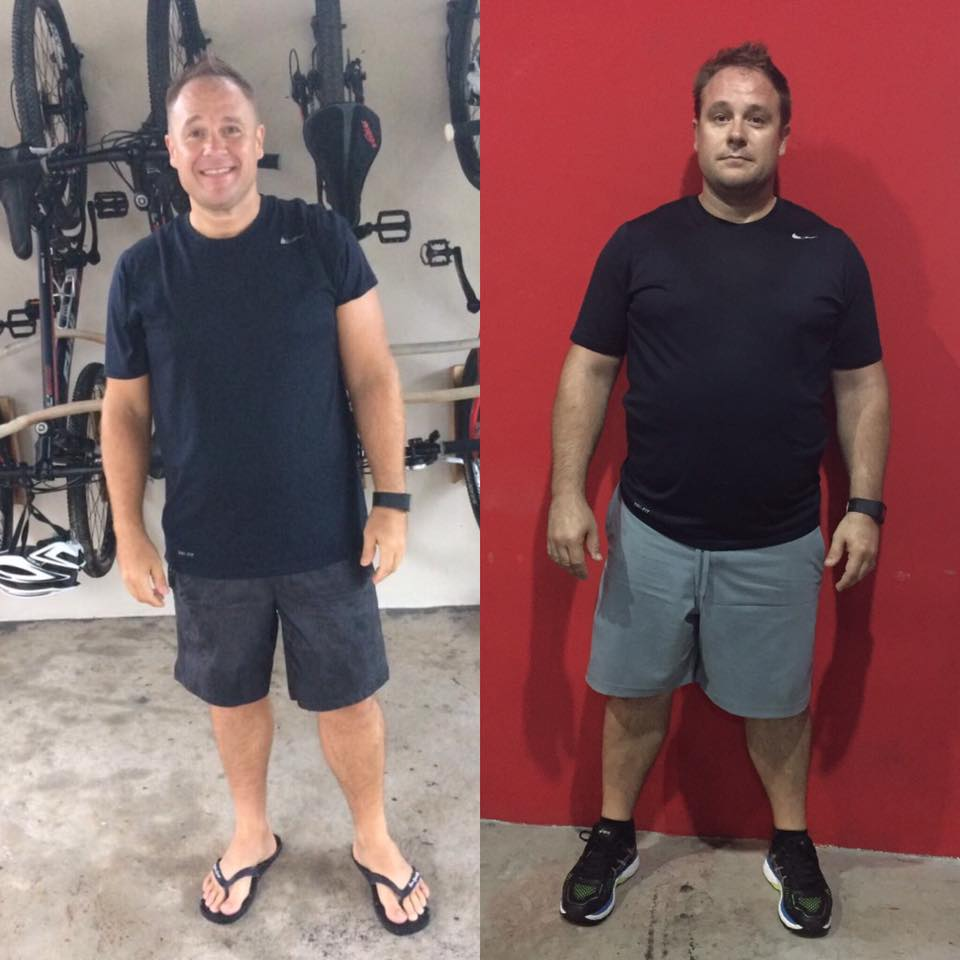 Dean Weight Loss