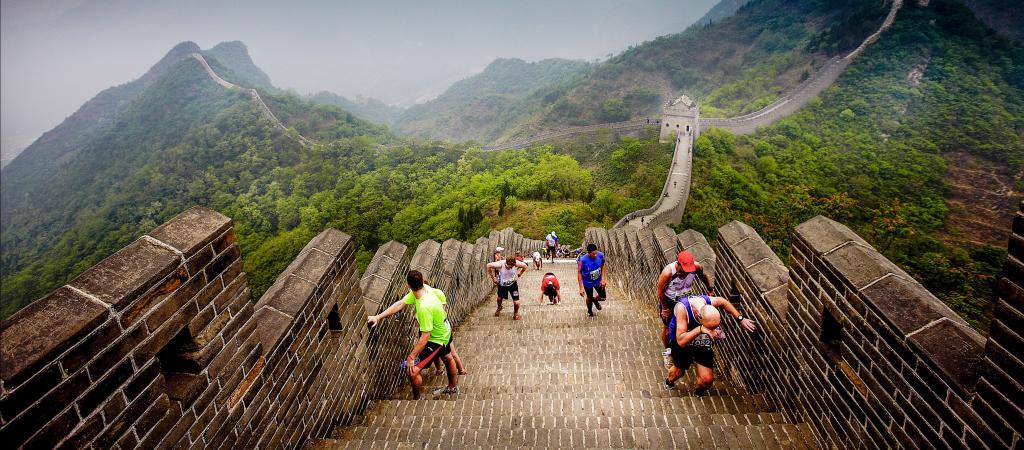 Conquer The Great Wall China Run